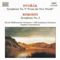 DVORAK: Symphony No. 9  /  BORODIN: Symphony No. 2
