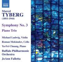 TYBERG: Symphony No. 3; Piano Trio