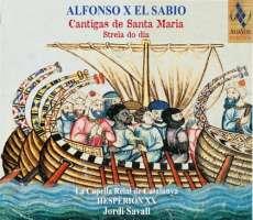 Alfonso X El Sabio: Cantigas de Santa Maria; Strela do dia