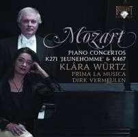 Mozart: Piano Concertos 9 & 21