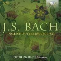 Bach: English Suites BWV 806 - 811