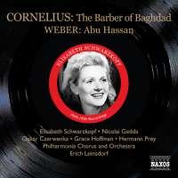 Cornelius .: Barber of Bagdad