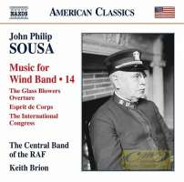 Sousa: Music for Wind Band Vol. 14