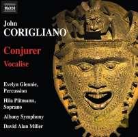 Corigliano: Conjurer - Concerto for Percussionist & String Orchestra, Vocalise