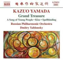 Yamada: Grand Treasure, A Song of Young People, Kiso, Spellbinding