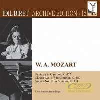 Mozart: Piano Sonatas Nos. 11 & 14, Fantasia