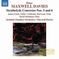 Maxwell Davies: Strathclyde Concertos Nos. 5 & 6