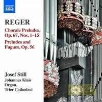 Reger: Organ Works Vol. 14