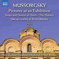 Mussorgsky: Pictures at an Exhibition, Songs & Dances of Death