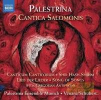 Palestrina: Cantica Salomonis (Pieśni nad pieśniami)
