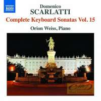 Scarlatti: Keyboard Sonatas 15