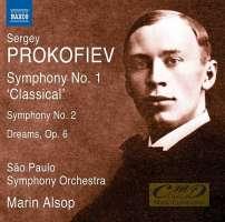 Prokofiev: Symphonies Nos. 1 & 2; Dreams, Op. 6