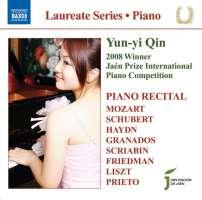Yun-yi Qin - Piano Recital