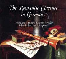 The Romantic Clarinet in Germany