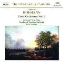 HOFMANN: Flute Concertos vol. 1