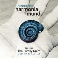 Generation Harmonia Mundi - The Family Spirit, 1988 / 2018