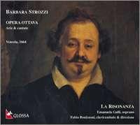 Arie & Cantate Op. 8