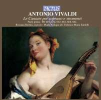 Vivaldi: Le Cantate per soprano Vol.1
