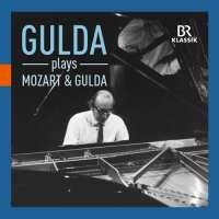 Mozart: Rondos for piano and orchestra KV 386 & 382; Sonata KV 332 / Gulda: Improvisation 1 + 2