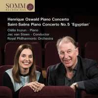 Oswald; Saint-Saens: Piano Concertos