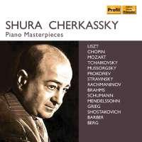 Shura Cherkassky - Piano Masterpieces