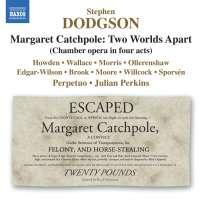 Dodgson: Margaret Catchpole: Two Worlds Apart