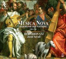 Musica Nova, Harmonie des nations 1500-1700