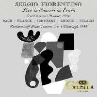 Live Concert on Érard - Bach, Franck, Schubert, Chopin, Strauss