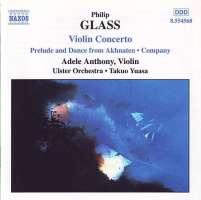 GLASS: Violin Concerto