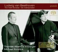Beethoven: Complete Works for Violin and Piano