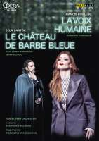 Bartok: Le chateau de barbe bleue