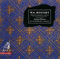 Mozart: Piano Concertos Nos. 15 & 16 K450, K451