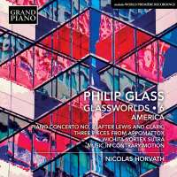 Glass: Glassworlds • 6: America
