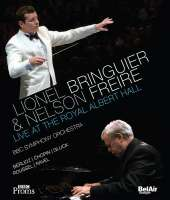 Lionel Bringuier & Nelson Freire Live Live at the Royal Albert Hall