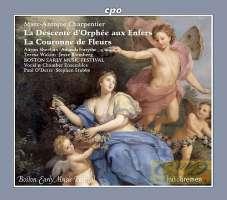 Charpentier: La Descente d'Orphee aux Enfers, La Couronne de Fleurs