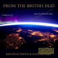 From the British Isles, music for flute & piano