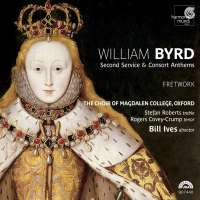 Byrd: The Second Service, Consort Anthems