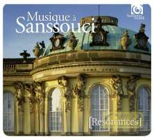 Resonances - Musique à Sans-Souci: The court of Frederick the Great