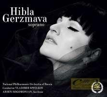 Hibla Gerzmava - Arias: Mozart, Verdi, Rossini ,Donizetti, Bellini