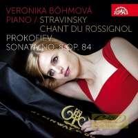Stravinsky: Chant du rossignol / Prokofiev: Piano Sonata No. 8