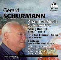 Schumann: Chamber music vol. 2
