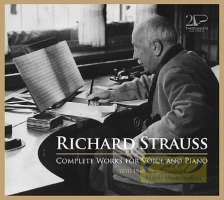Strauss: Complete Works for Voice and Piano