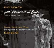 Feo: San Francesco di Sales - Oratorio