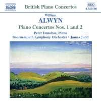ALWYN: Piano concertos 1 & 2