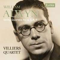 Alwyn: String Quartets Nos. 6, 7, 8. 9