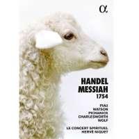Handel: Messiah 1754 (Mesjasz)