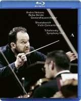 Shostakovich: Violin Concerto No. 1; Tchaikovsky: Symphony No. 5