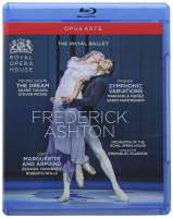Ashton: The Dream; Symphonic Variations; Marguerite and Armand