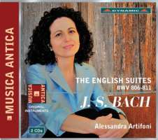 Bach: The English Suites BWV 806 - 811