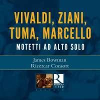Vivaldi; Ziani; Tuma; Marcello: Mottetti ad alto solo